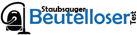 beutelloser staubsauger test - logo